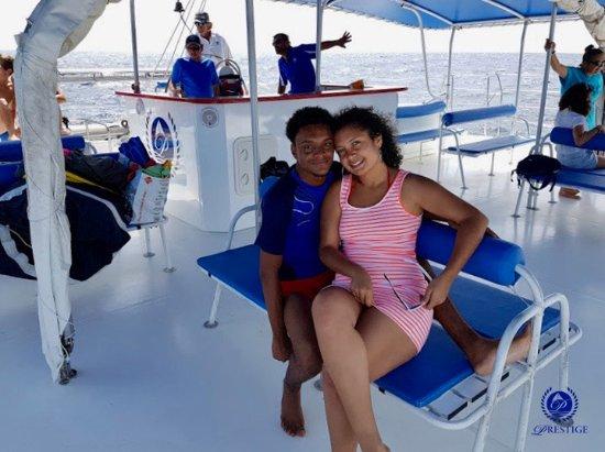Le Marin, Martinik: Prestige happiness