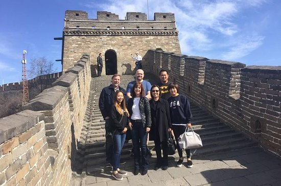 Private Mutianyu Great Wall Tour med...
