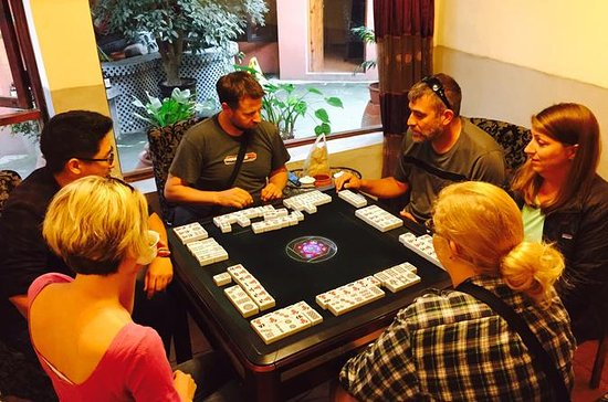 Half-day Private Mahjong course in...