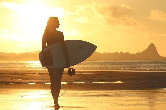 Surfa på Atlanten
