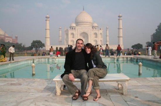 Private Tour: Full-Day Local Taj...
