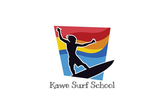Playa Hermosa, Costa Rica: Kawe Surf School Logo