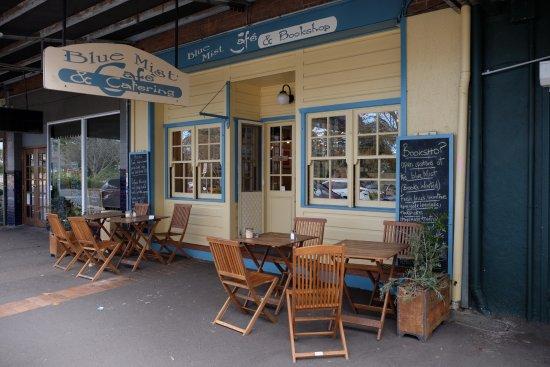 Wentworth Falls, Australia: The Blue Mist Cafe