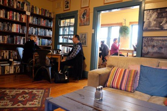 Wentworth Falls, Australien: The Blue Mist Cafe - upper level