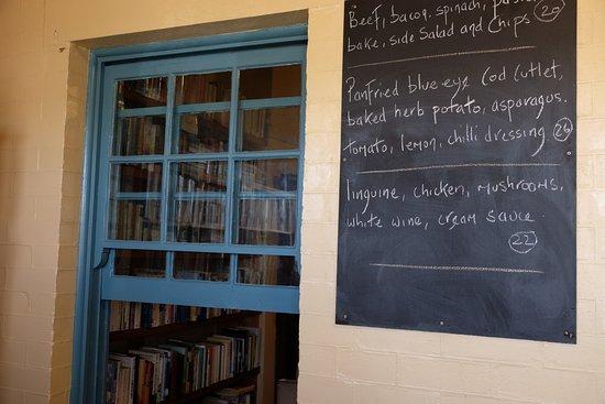 Blue Mist Cafe Wentworth Falls Menu