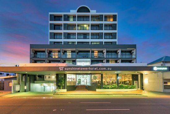 Cairns Sunshine Tower Hotel Reviews