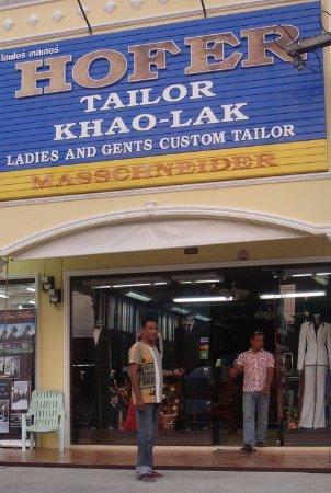 Hofer Tailor