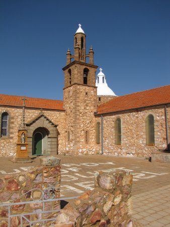 Mullewa, Australia: Mt Carmel Church