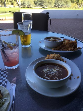 Tubac, AZ: Fried Shrimp Tacos
