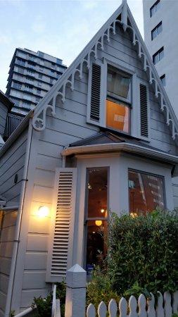Boulcott Street Bistro: Outside