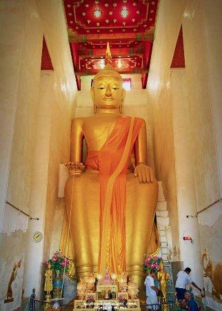 Suphan Buri, Thailand: หลวงพ่อพระประธาน