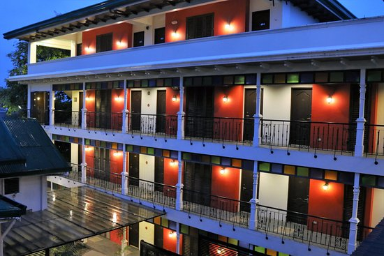 Rosvenil Hotel: world class amenities and integrates the culture of Tacloban in its architecture