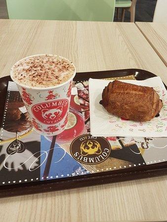 Cafe Saint Rambert D Albon