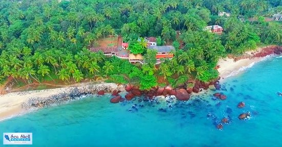 Seashell Haris Beach Home