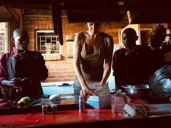 Mzuzu, Malaui: Macondocamp
