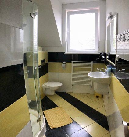Trnava, Slovensko: Apartmán s vírivou vaňou