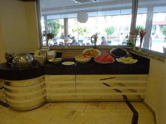 Riviera Hotel & SPA: raňajky