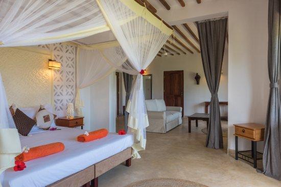 Zanzibar magic boutique hotel matemwe tanzania for Boutique hotel zanzibar