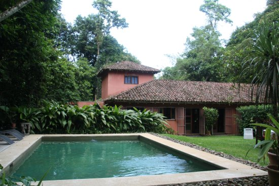 Horquetas, كوستاريكا: Hacienda La Isla Lodge