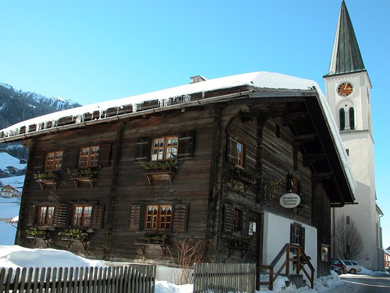 Montafon Alpine- and Tourism Museum