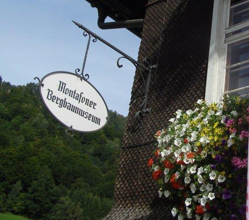 Das Montafoner Bergbaumuseum in Silbertal ist im Obergeschoss des Gemeindeamts beheimatet.