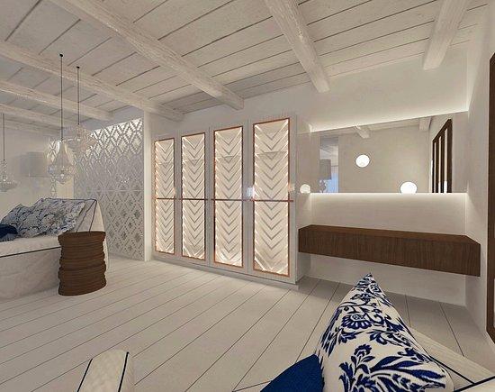 Katikies Mykonos Honeymoon Suite With Private Pool
