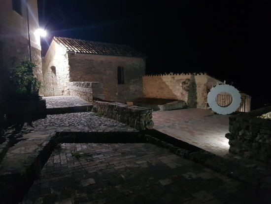 Calitri, Włochy: Scorcio del Borgo