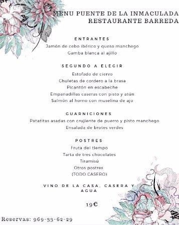 Almodovar del Pinar, Hiszpania: PUENTE DE DICIEMBRE 2017