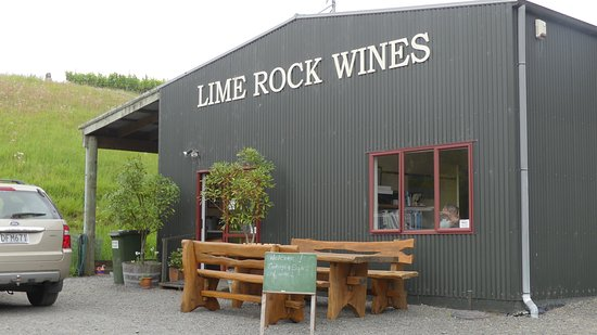 Waipawa, Nueva Zelanda: Lime Rock Wines