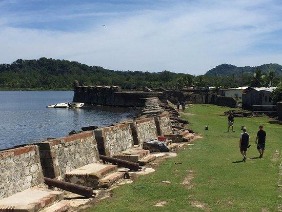 Portobelo, Panamá: el fuerte de portobello