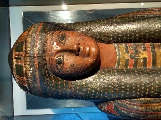 Barcelona Egyptian Museum : Barcelona Museu Egipci