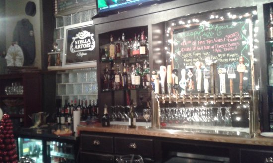The Postmark Grille: The Bar -