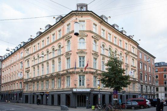 priser på hoteller i københavn