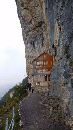 Weissbad, Switzerland: 스위스 어셔산장