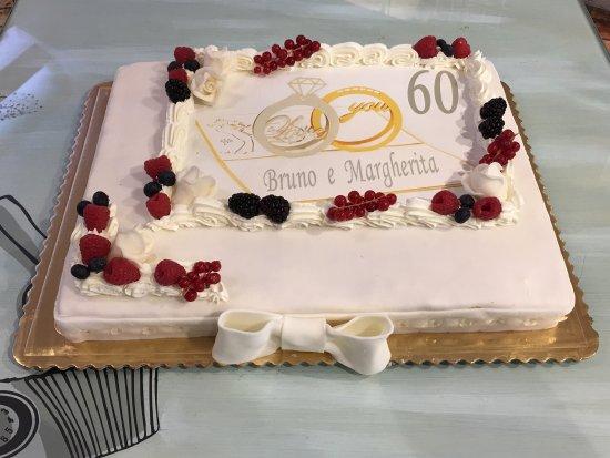 Anniversario 60 Anni Matrimonio.Sessantesimo Anniversario Di Matrimonio Picture Of Caffetteria