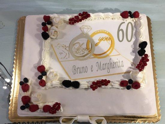 Sessantesimo Anniversario Di Matrimonio.Sessantesimo Anniversario Di Matrimonio Picture Of Caffetteria