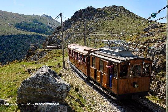 Sare, Prancis: Train de La Rhune