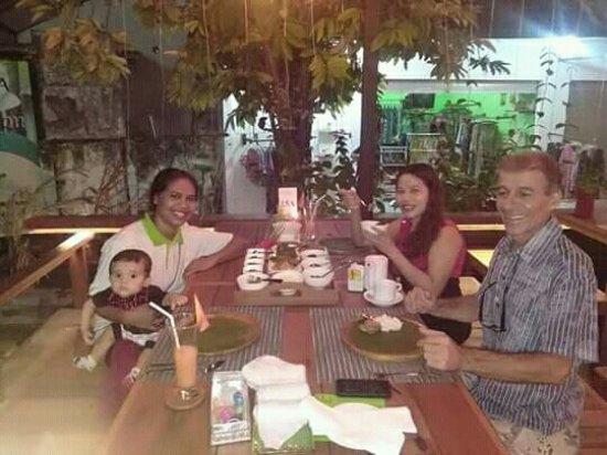Raja Bali Restaurant Nusadua Photo