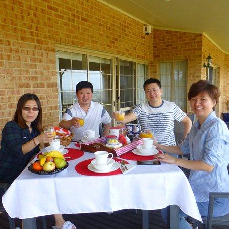Brigadoon, Australia: Guests at DRH