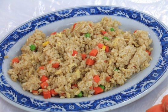 A Hui Sashimi: 阿輝炒飯