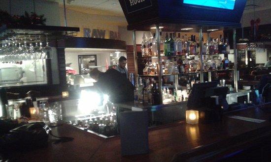Rochester Hills, MI: The Bar view -