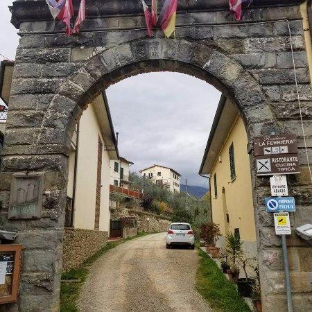 Loro Ciuffenna, Italia: Residence La Ferriera