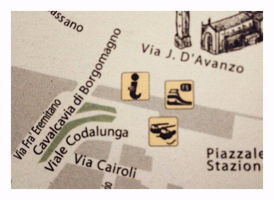 IAT Ufficio Informazioni Turistiche Stazione FS Padova