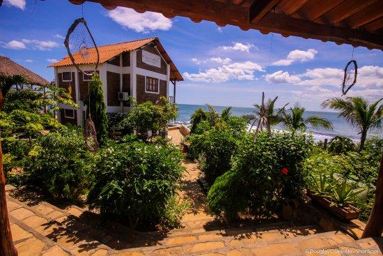 Puerto Sandino, Nicarágua: Ocean view rooms