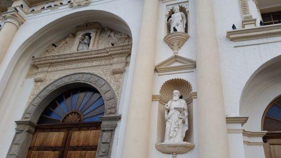 كاتدرائية سانتياجو: Very amazing detail