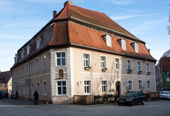 Hotel Blauer Hecht: Großes Haus