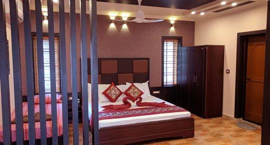 Asokam Beach Resort: Asokam Suite Room