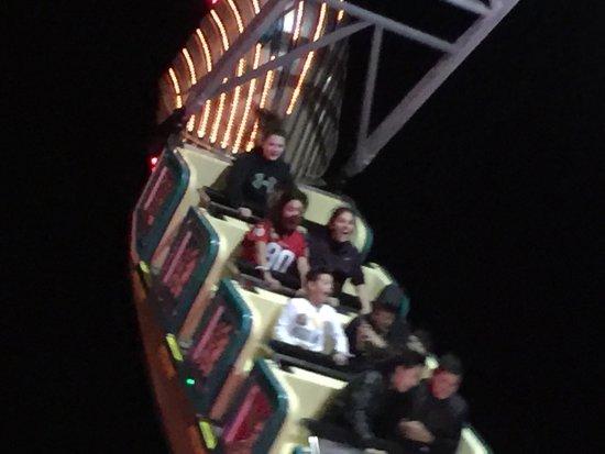Kemah Boardwalk : Ride