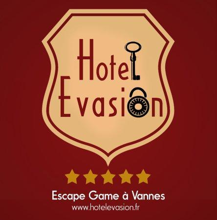 Hotel Evasion - Escape Game a Vannes: L'Escape Game à Vannes, Hôtel Evasion, vous accueille tous les jours pour découvrir les énigmes
