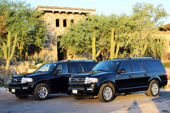 Los Cabos, México: Only the best vehicles for a First class service!